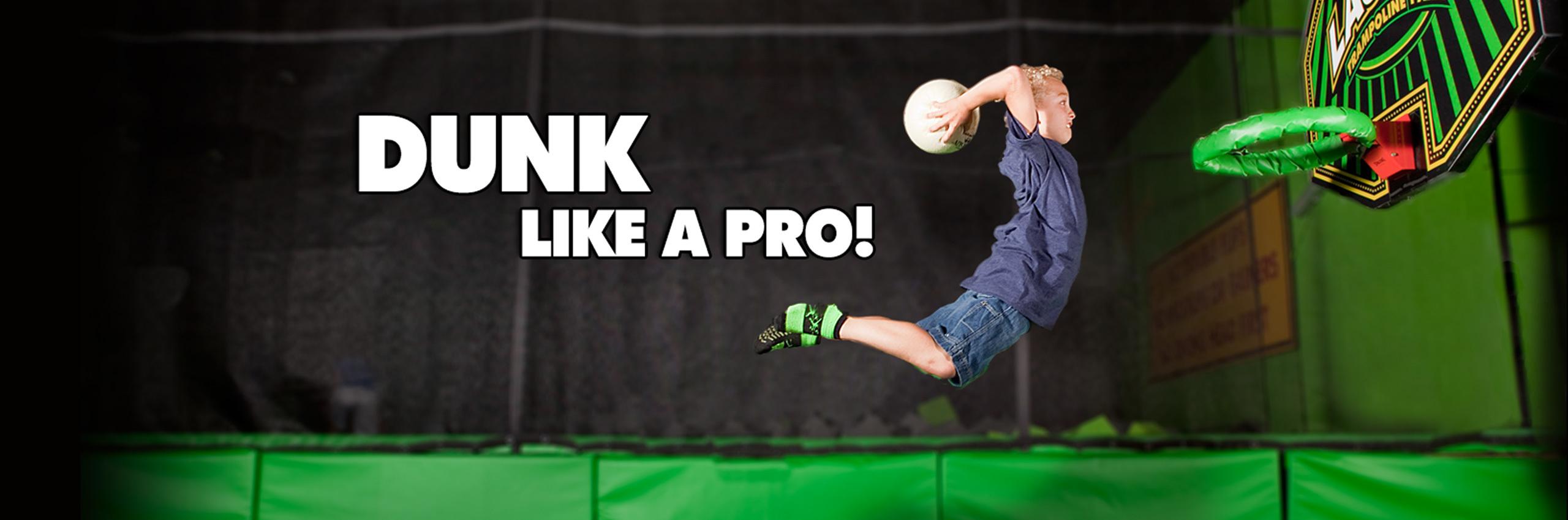 Dunk Like A Pro